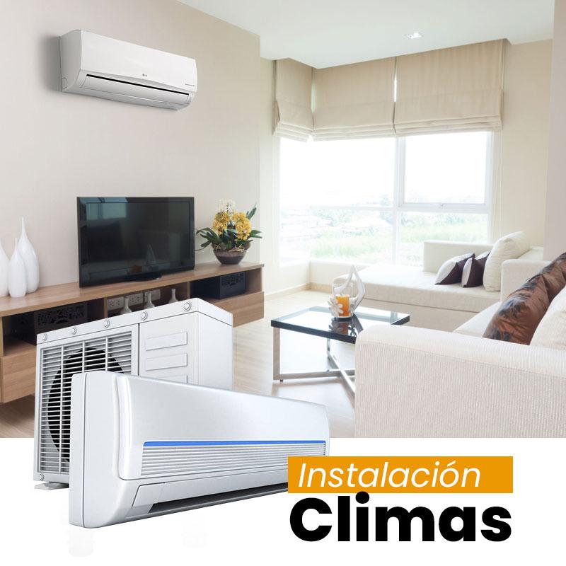 climas aire y calefaccion