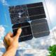 diferentes tipos de paneles solares