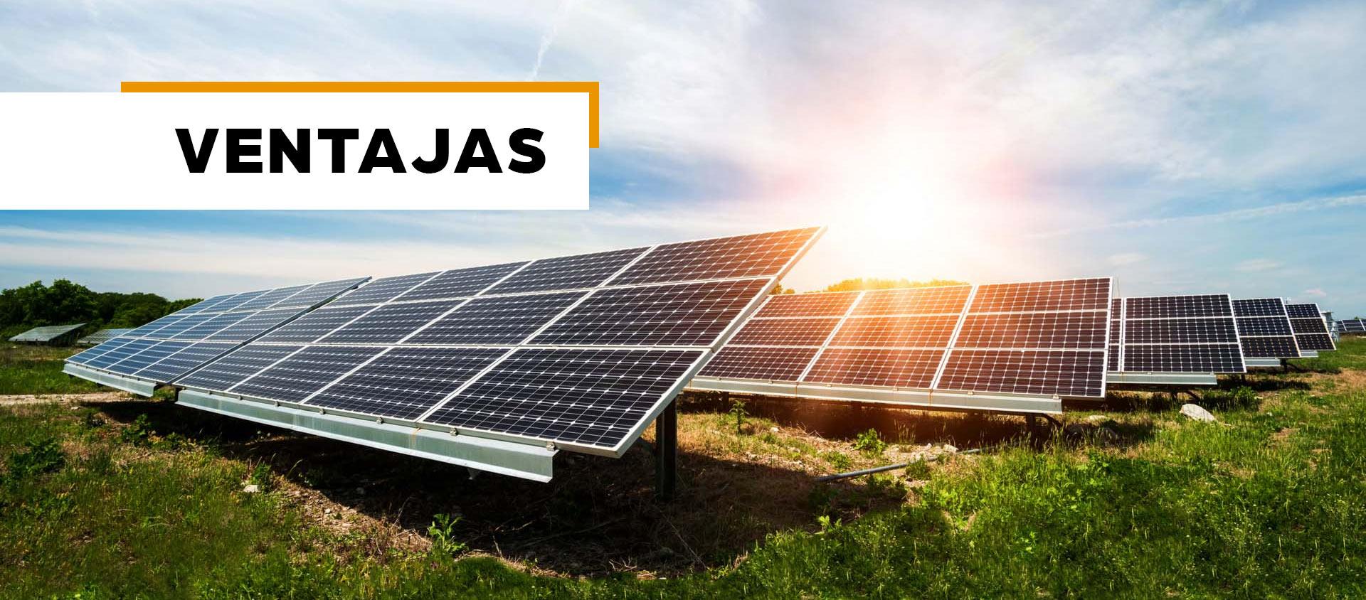 energia solar ventajas