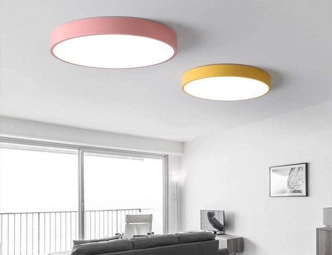 lamparas sobrepuestas construlita
