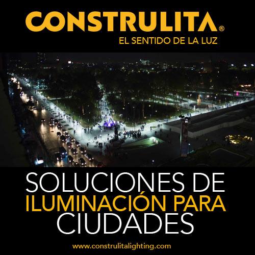 soluciones de iluminacion para ciudades construlita 2020