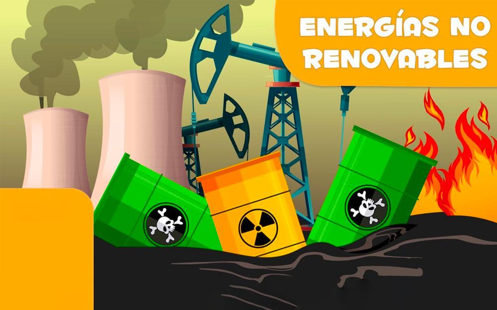 energias no renovables mexico