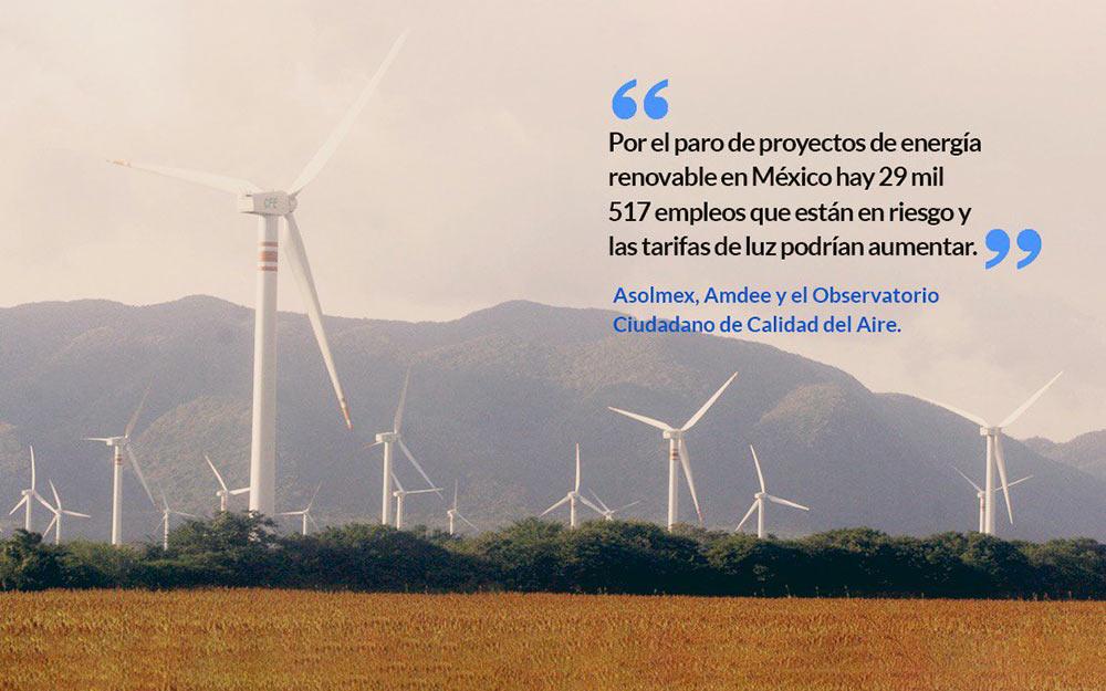 energias sustentables en mexico