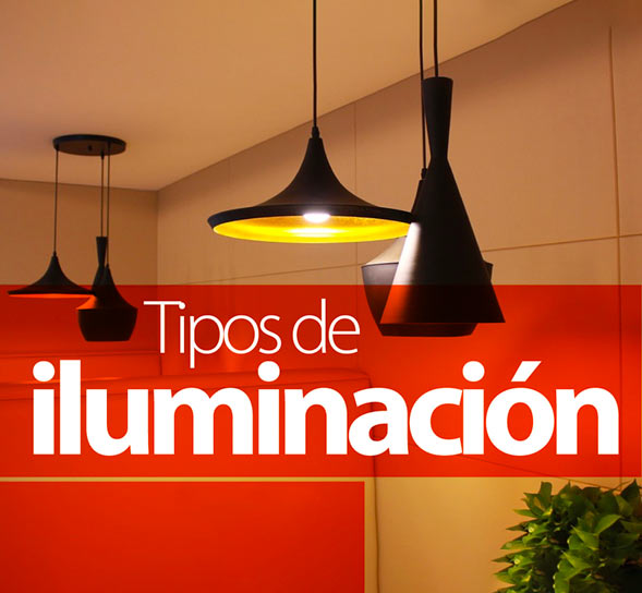 tipoos iluminacion