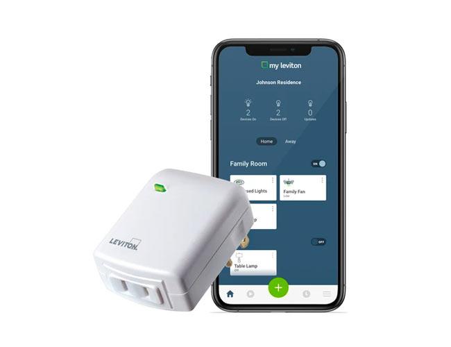 Regilador de enchufe con Wifi inteligente DW3HL-001-1BW