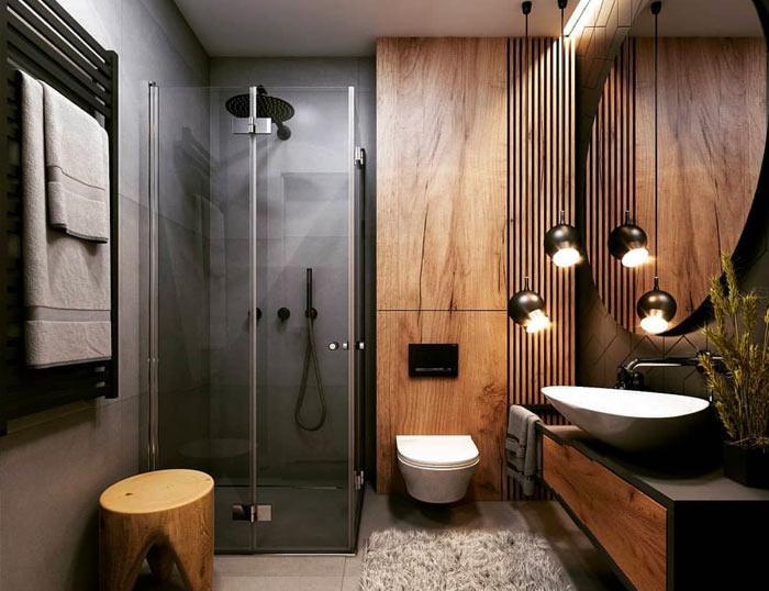 iluminacion baños