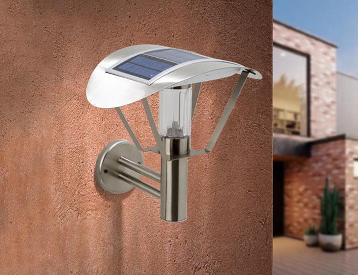 lamparas solares