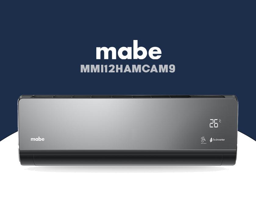 minisplit mabe MMI12HAMCAM9