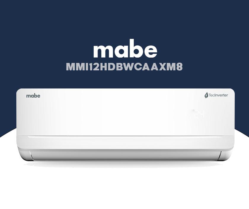 minisplit mabe MMI12HDBWCAAXM8