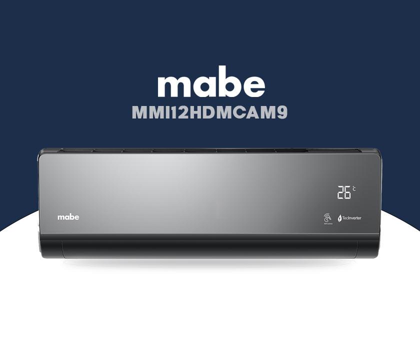 minisplit mabe MMI12HDMCAM9